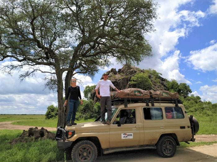 Самостоятельное сафари по Танзании