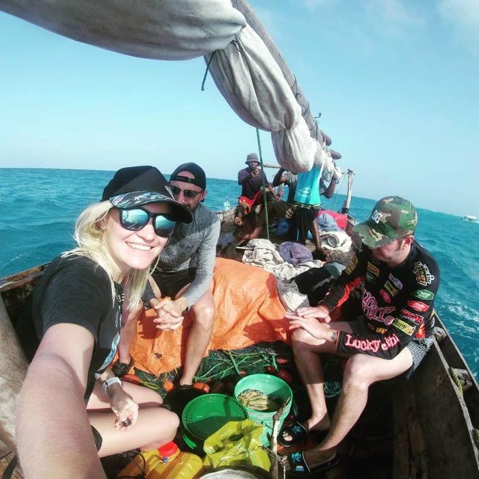Рыбалка в Танзании