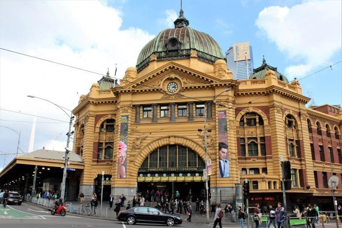Флиндерс-Стрит, Мельбурн