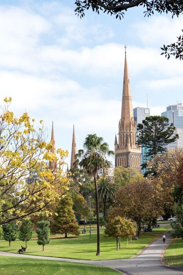 Парк Мельбурна