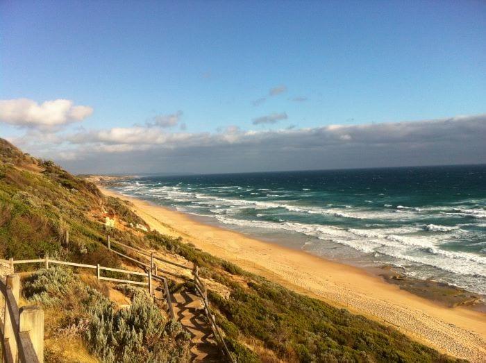Пляж Австралии