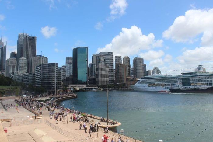 Морской Порт Сиднея