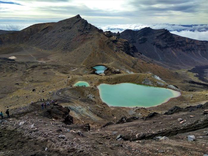 Один из лучших пеших маршрутов по Новой Зеландии