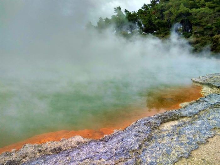 Геотермальная долина