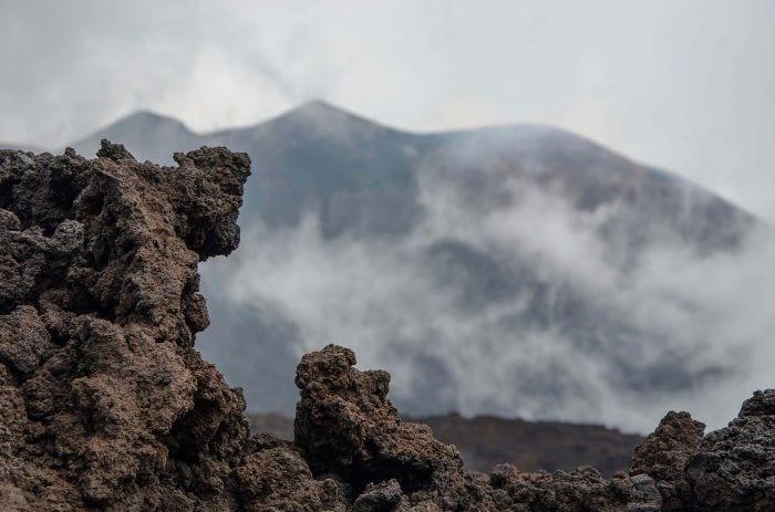 Зона вулканической активности