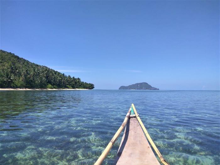 Морская прогулка по островам
