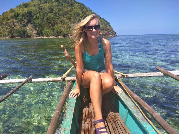 Морская прогулка на рыбацкой лодке