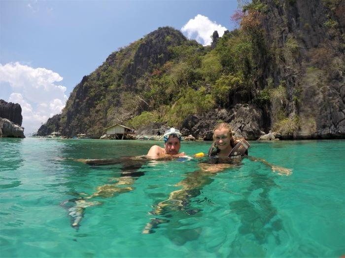 Озеро Каянган - самое чистое на Филиппинах