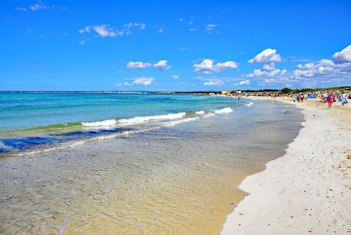 Пляж Ес Тренк, Майорка
