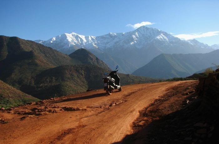 Горы Атлас в Марокко