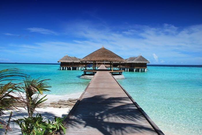 Безвизовая страна Мальдивы