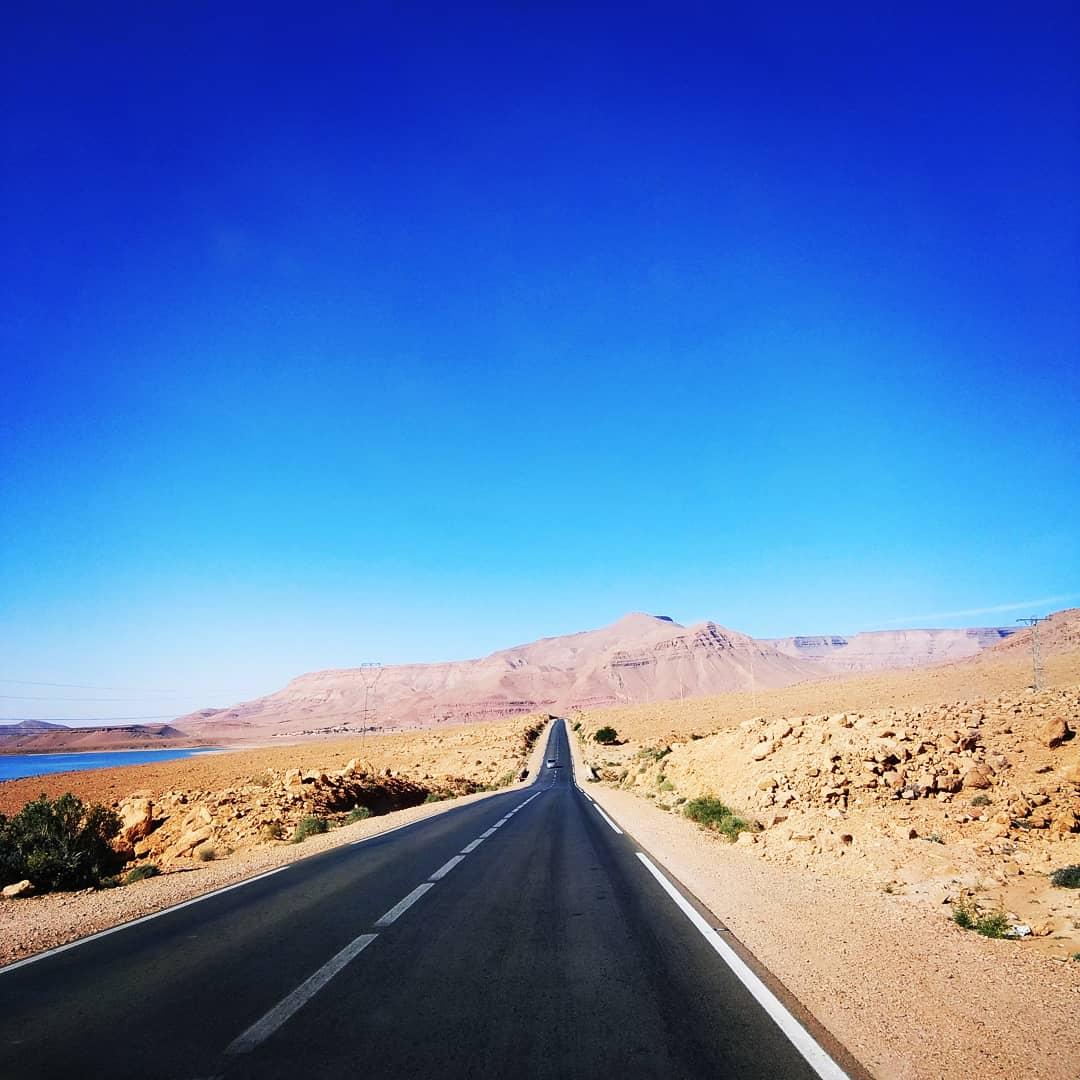 Путешествие в Марокко на машине