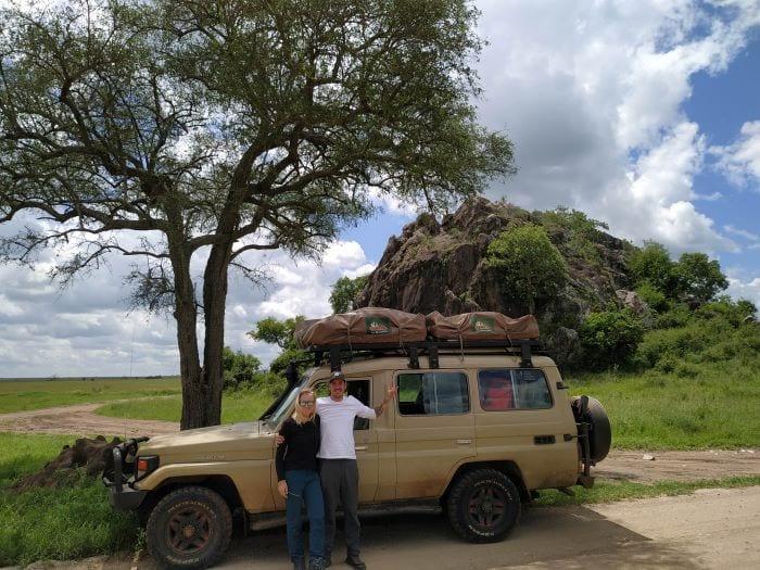 Сафари в Танзании самостоятельно