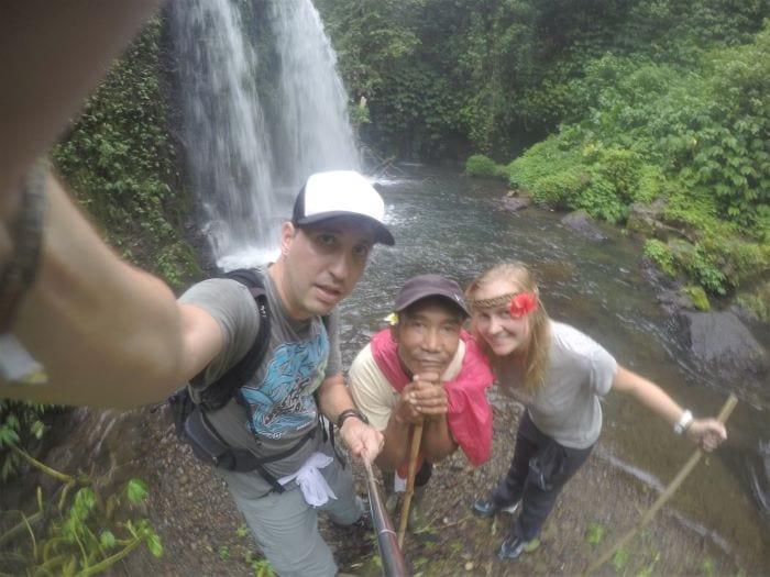 Треккинг по Бали с местным гидом