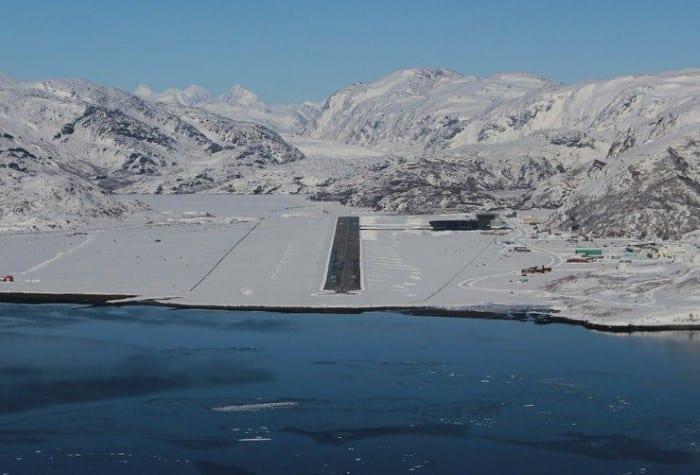 Опасный Аэропорт Гренландии