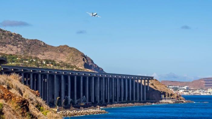 Аэропорт Криштиану Роналду, Мадейра