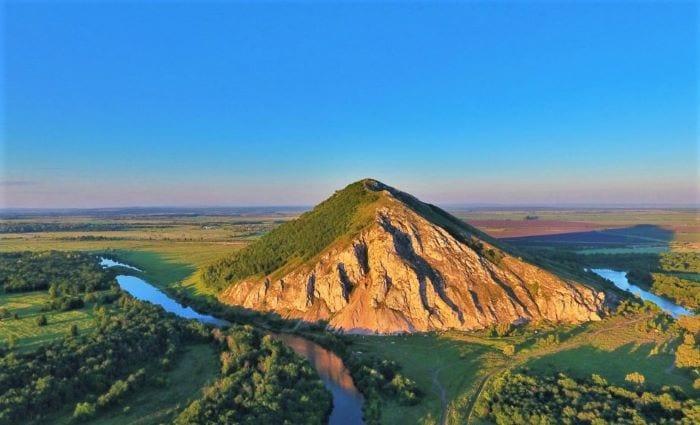 Горы Шиханы, Башкортостан
