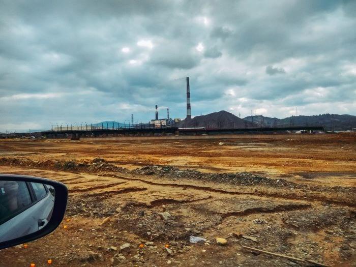Медеплавильный завод Карабаша