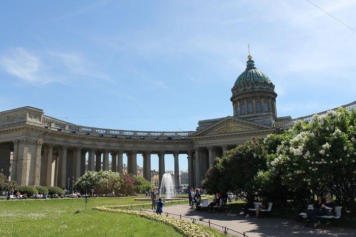 Казанский собор СПб