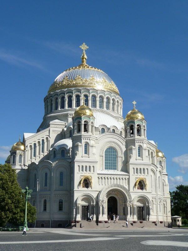 Николаевский морской собор, Кронштадт