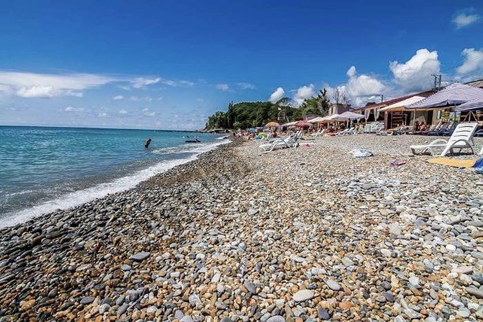 Куда поехать на юг: лучшие пляжи Сочи и Адлера 1