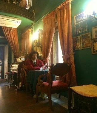 Литературное кафе СПб