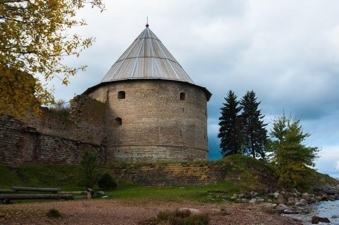Крепость Орешек Шлиссельбург