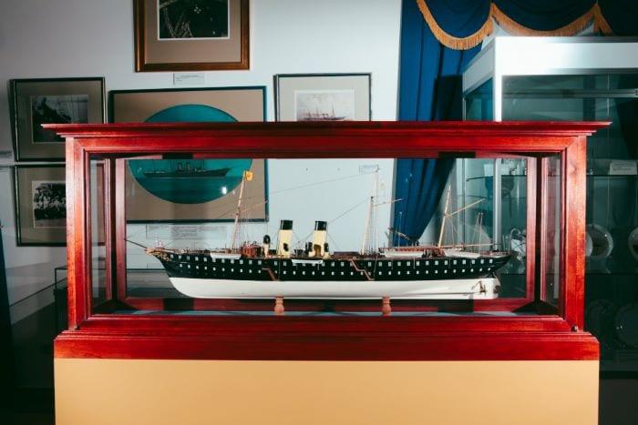 Музей Императорские яхты