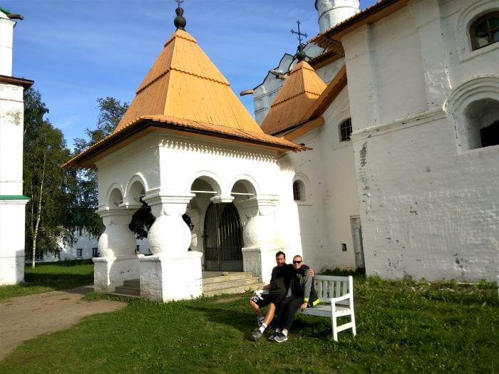 Александро-Свирский монастырь, Лодейное поле