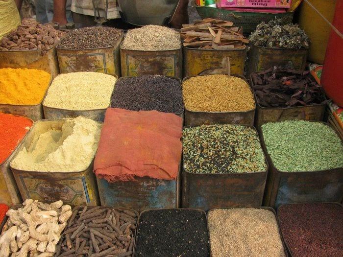 Специи сувенир из Занзибара