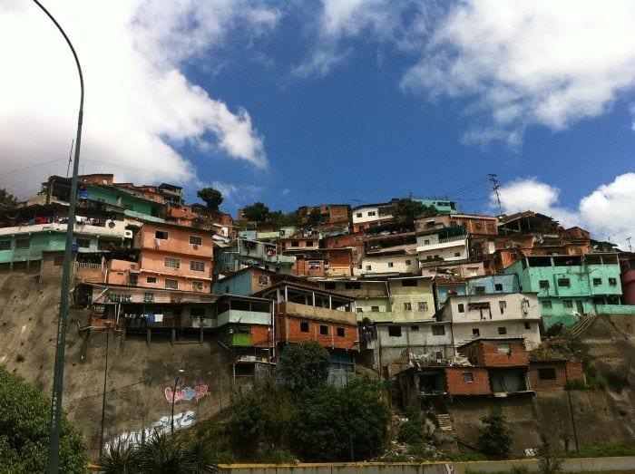 Каракас Венесуэла, опасный город