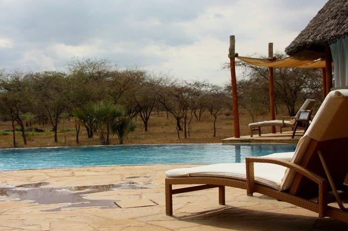 Люксовое сафари в Африке