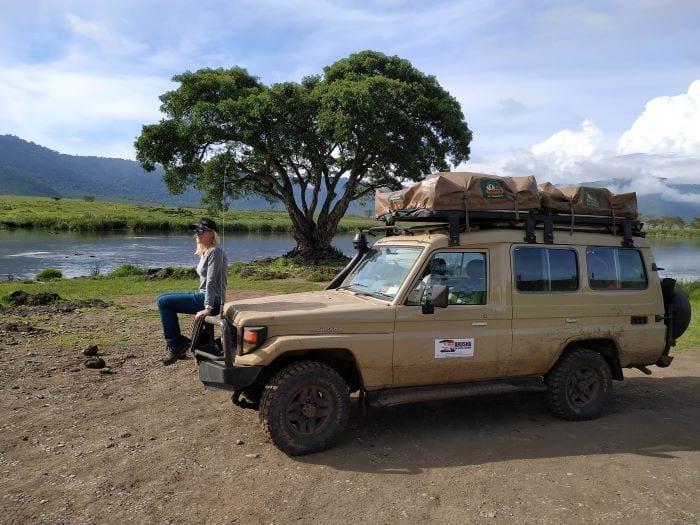 Самостоятельное сафари в Танзании