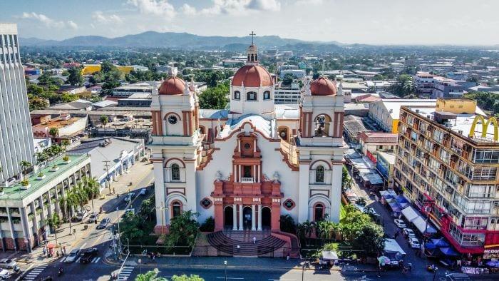 Сан-Педро-Сула самый опасный город