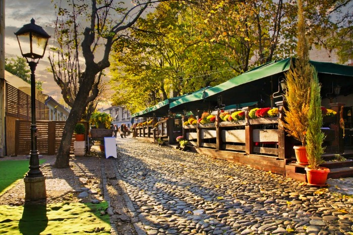 Скадарлия Белград