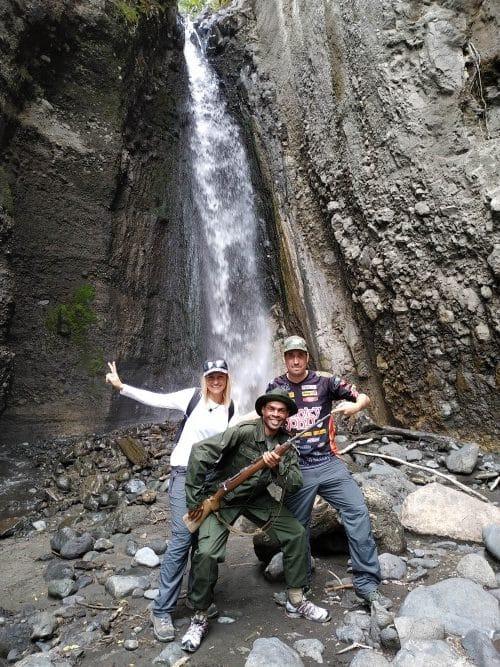 Национальный парк Аруша, пешее сафари