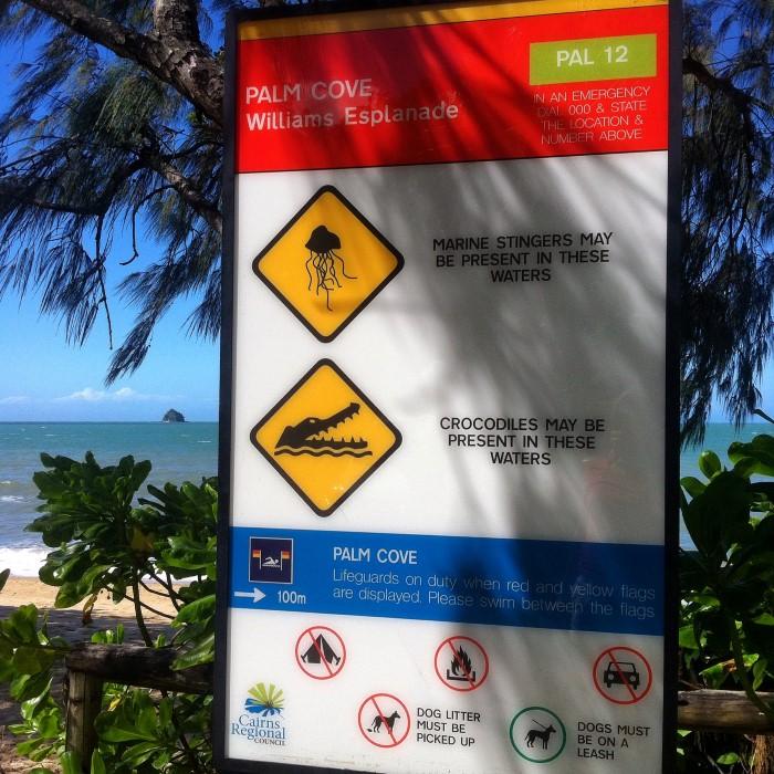 Опасные пляжи Австралии