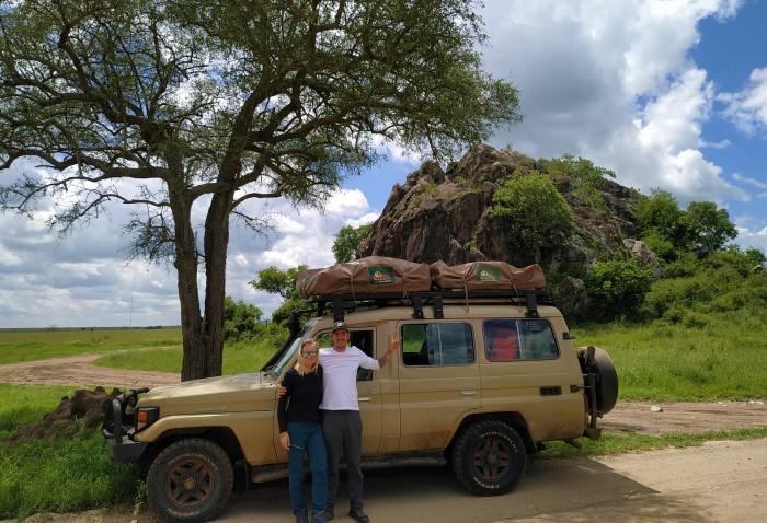 Сафари по паркам Танзании