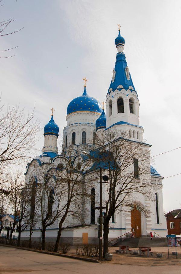 Гатчинский Покровский Собор